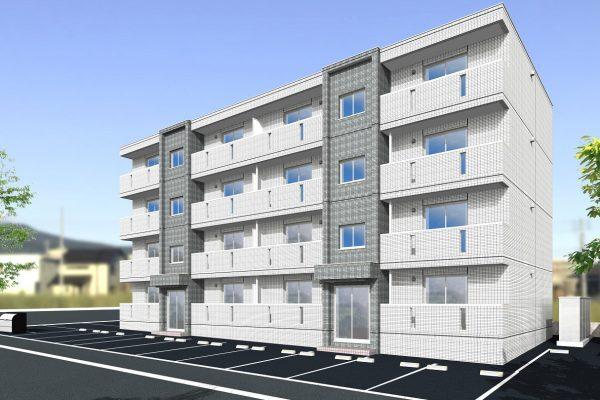 函館市石川町新築~ステラ石川(stelle石川)2020年3月1日入居開始予定~