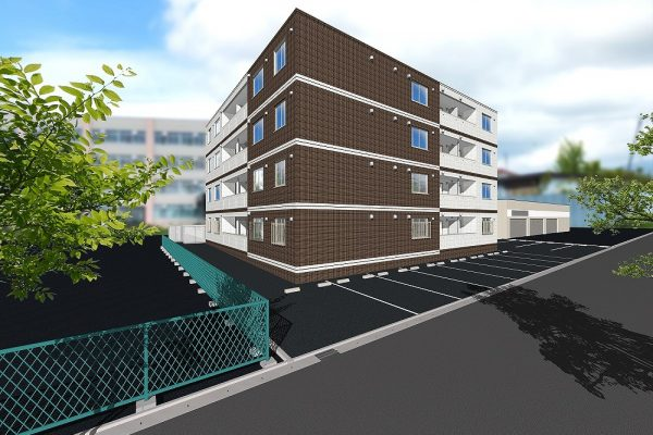 函館市昭和4丁目新築~セレース(Ceres)2020年3月1日入居開始予定~